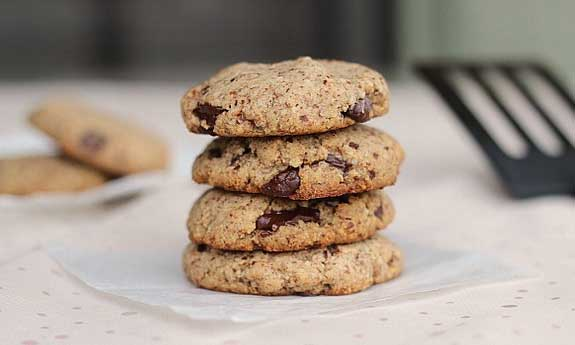 best paleo chocolate chip cookies ever