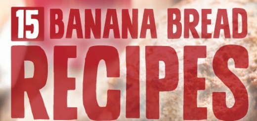 15 Paleo Banana Bread Recipes- grain-free & gluten-free.