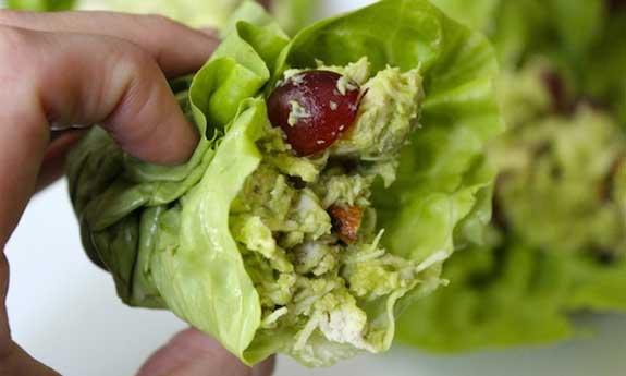 single serve salad