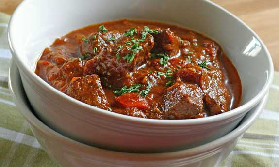 chili goulash