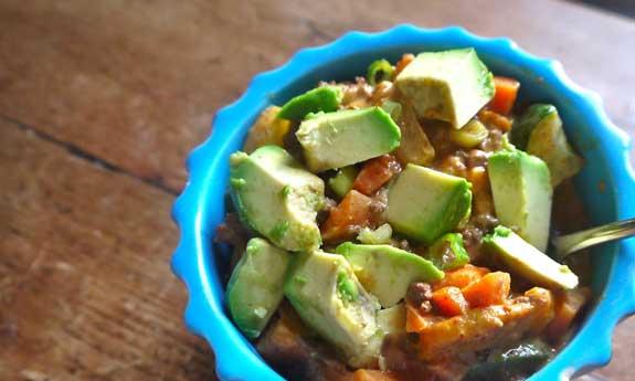 paleo chili soup