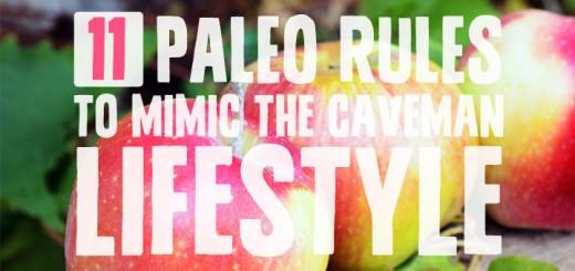 paleo rules