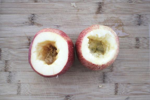 hollow apples