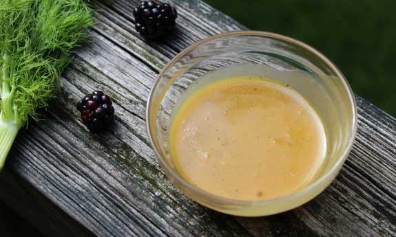 maple mustard dressing