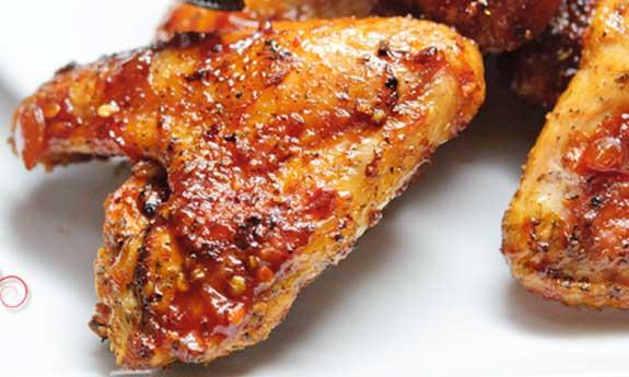 maple wings