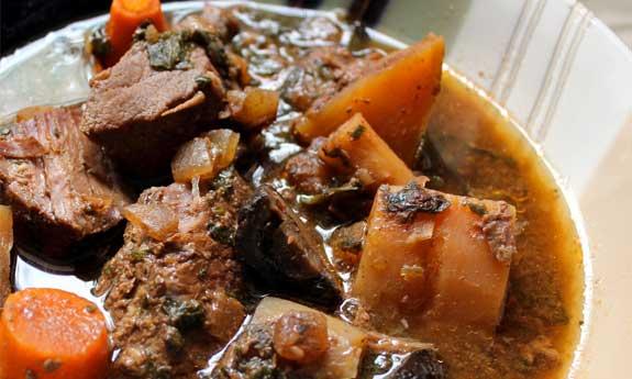 mega veggie stew
