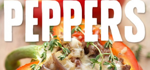 17 Tasty & Unique Stuffed Peppers- for every meal of the day.