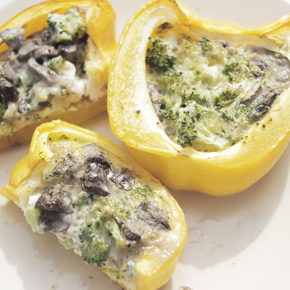 Stuffed Peppers- my favorite stuffed pepper recipe. These are delicious!