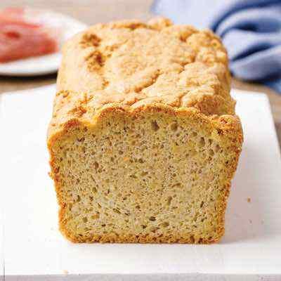 Almond Flour Keto Bread