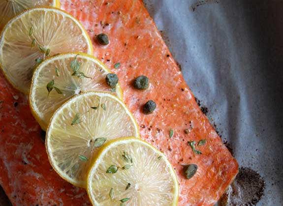 best way to cook salmon