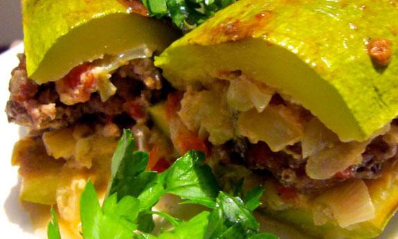 paleo meatball sandwich