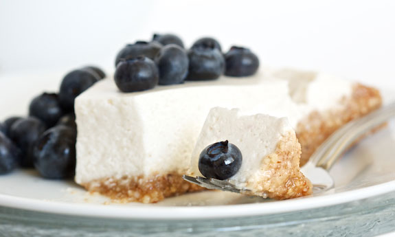 Home.fit blueberrycreampie 47 Paleo Desserts to Satisfy Any Sweet Tooth