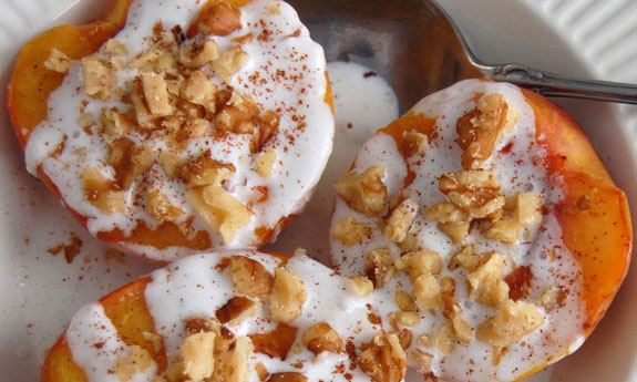 Home.fit grilledpeaches 47 Paleo Desserts to Satisfy Any Sweet Tooth