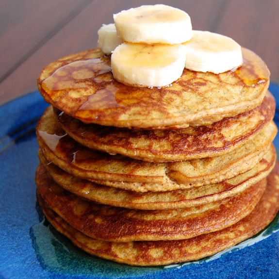 Pumpkin pancakes are a delicious seasonal twist on a classic. This ...
