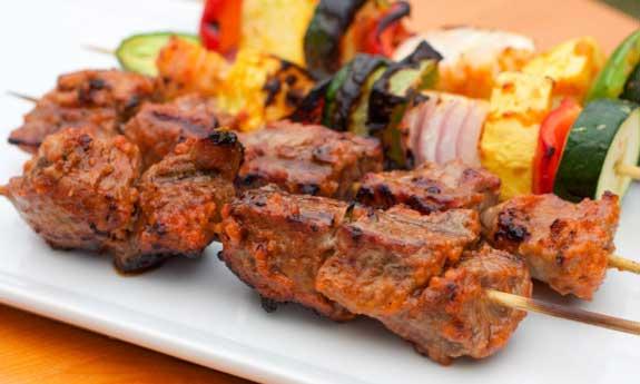 paleo beef kababs
