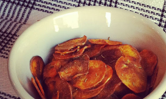 paleo potato chips