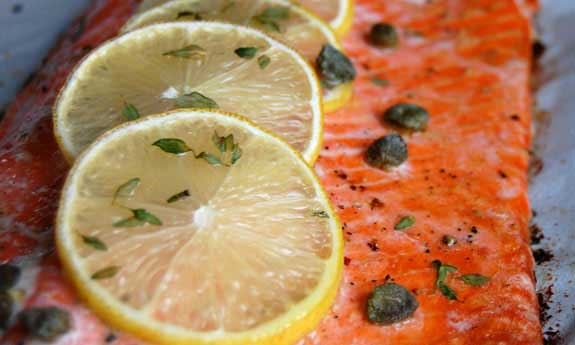 paleo salmon recipe
