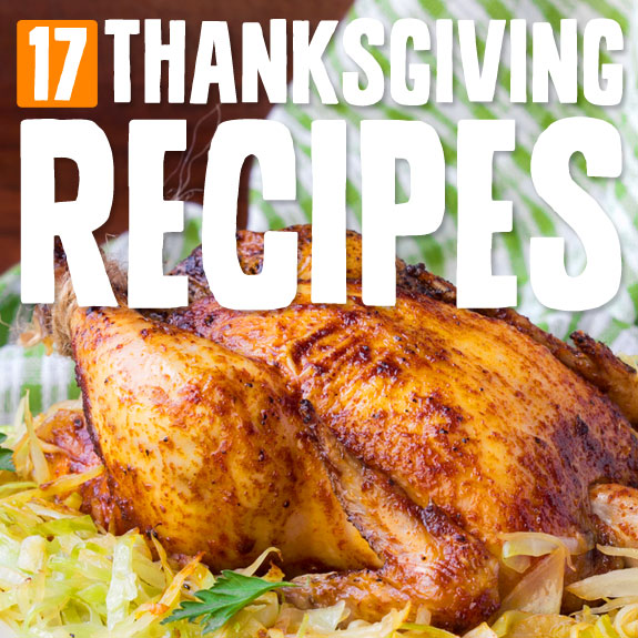 17 Amazing Thanksgiving Recipes- these are great classic recipes for a grain-free and gluten-free Thanksgiving.
