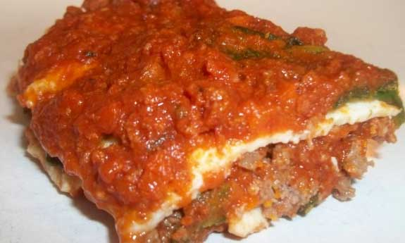 lasagna 2 ways