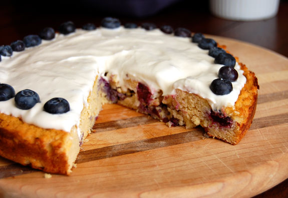 Lemon Blueberry Coffee Cake (GF) Recipes — Dishmaps