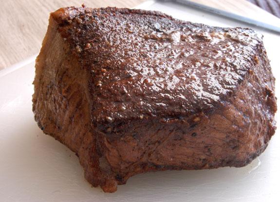 browned roast