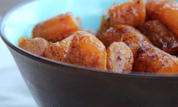 ghee carrots
