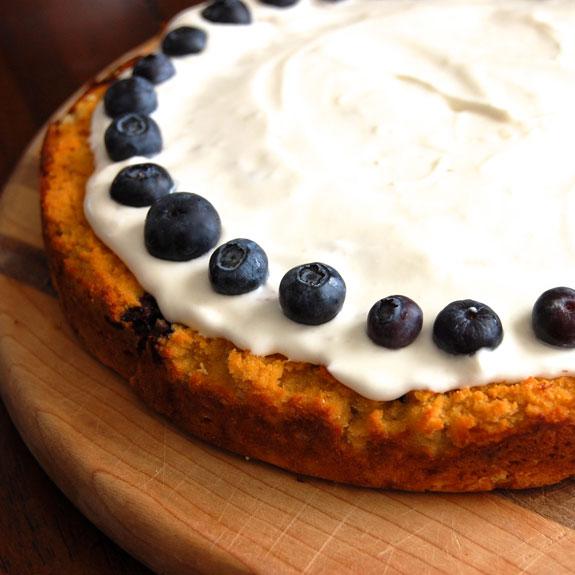 Blueberry Lemon Cake- holy moly! I need to stop eating this cake…