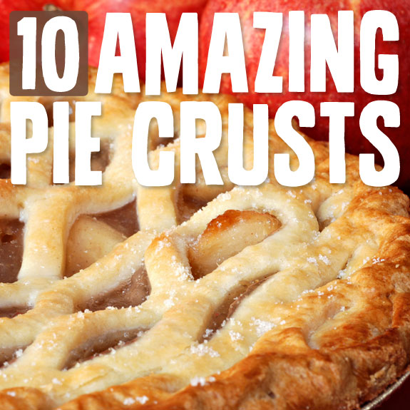 You can't make a good pie without the best pie crust. These amazing pie crusts are flaky and melt in your mouth…