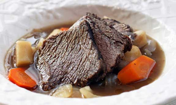 organic pot roast recipe