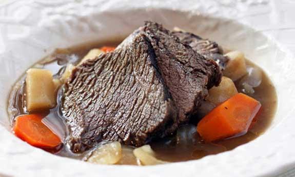 organic pot roast recipe