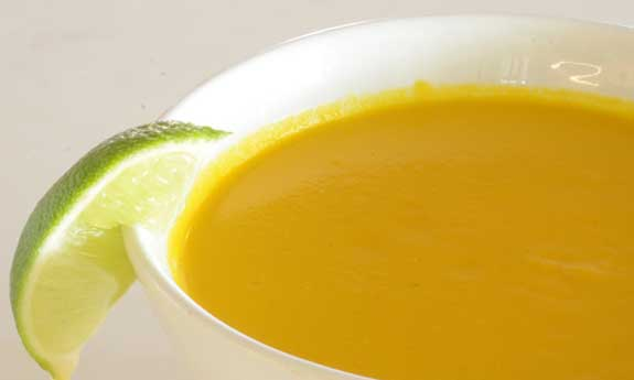 paleo carrot soup