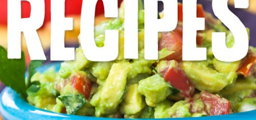 These guacamole recipes are fresh and incredible. I can't get enough!