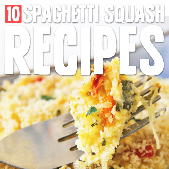 Love these nourishing, low-carb spaghetti squash recipes…