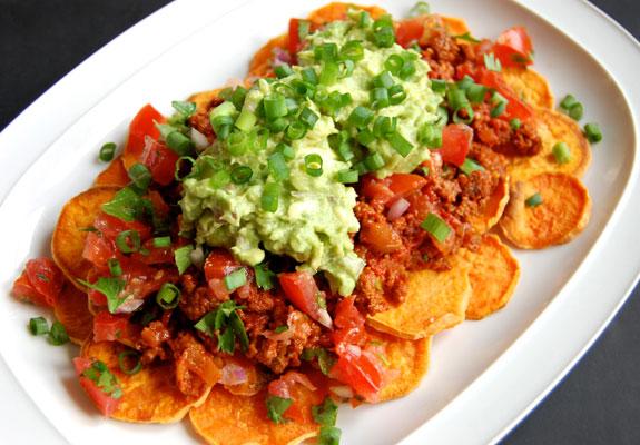 Easy ground beef nacho recipes