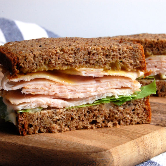 ... Sandwich Bread- this is not your average gluten-free sandwich bread