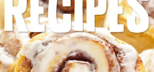 10 Mouthwatering Cinnamon Rolls- these are my favorite gooey, chewy cinnamon roll recipes.