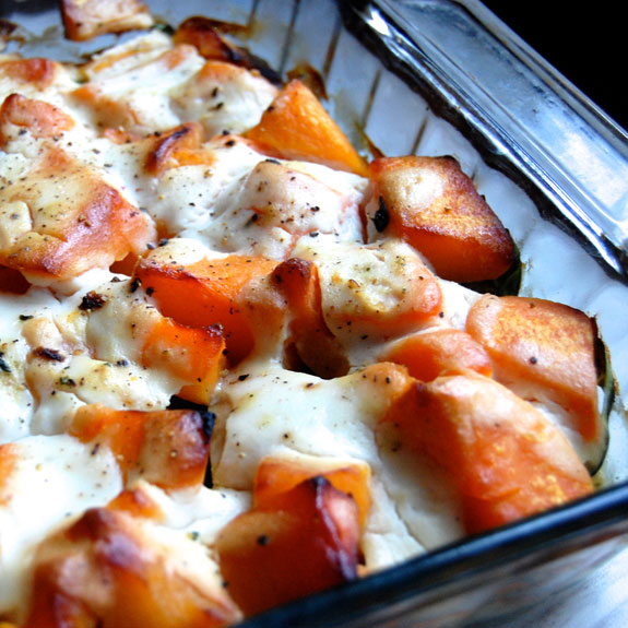 sweet potato gratin curried sweet potato gratin spiced sweet potato ...