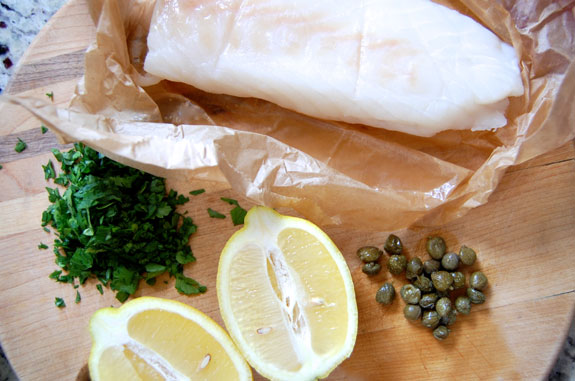 cod ingredients