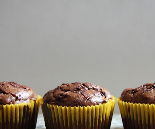 Chocolate Zucchini Muffins- holy moly! I can't even find the words to tell you how yummy these are. It's one of my family and friends favorites. They never last more than 15 minutes in my house.