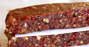 homemade gluten-free energy bars