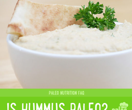 Is Hummus Paleo or Not Allowed?