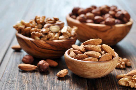 mixed nuts substitution