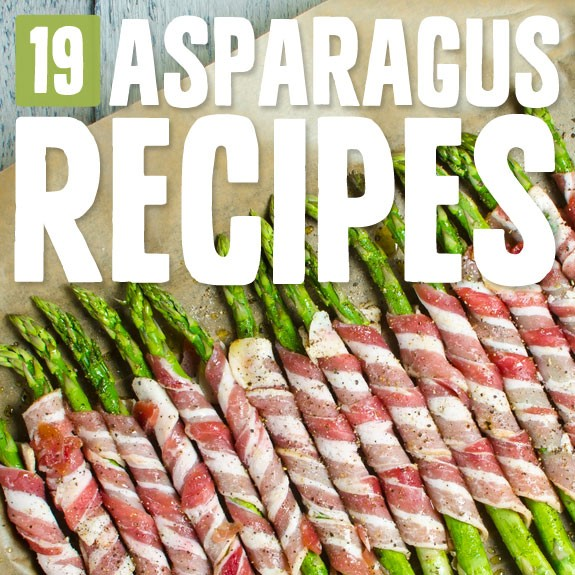 19 Outstanding Asparagus Recipes