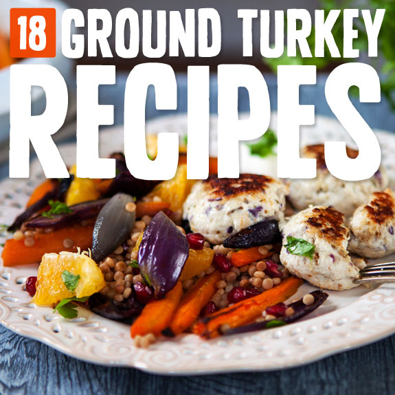 17 Quick & Easy Ground Turkey Meals- try one of these wholesome recipes for a simple meal.