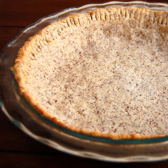 The Best Gluten-Free Pie Crust- works well with every pie filling!