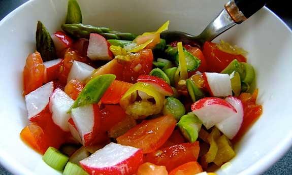 paleo salsa fresca