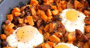 paleo sweet potato hash