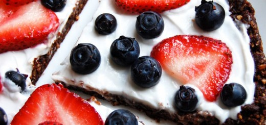 Dessert Fruit Pizza– holy yum! This is so addictive. Seriously, try to make a batch and not eat the whole thing yourself.