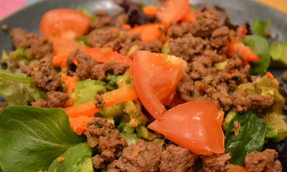 Heidi's Homemade Taco Seasoning