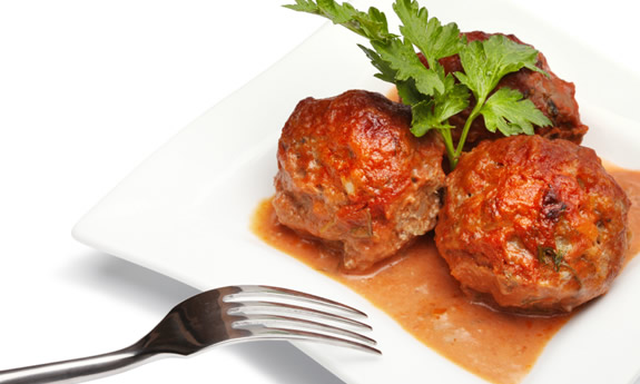 Secret Superfood Meatballs